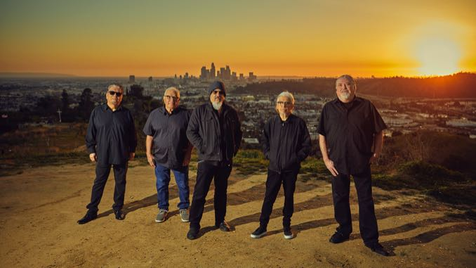 Steve Berlin on <i>Native Sons</i>, L.A. Music and 5 Decades of Fun with Los Lobos