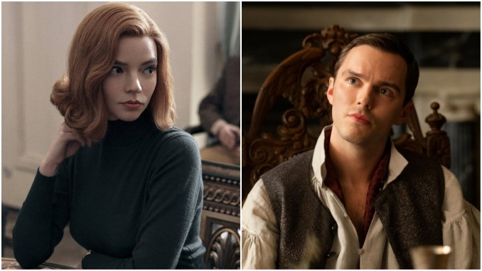 Anya Taylor-Joy and Nicholas Hoult to Star in Dark Comedy Thriller <i>The Menu</i>