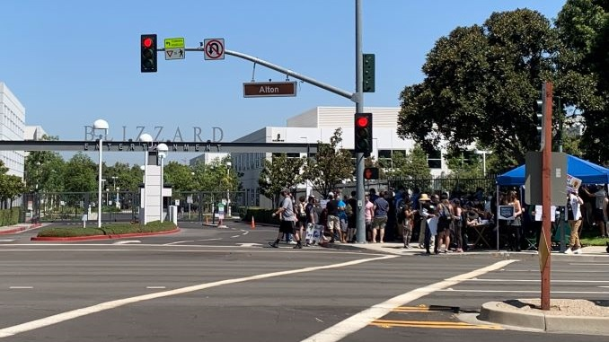 Activision Blizzard Employees Walk Out, as Company Hires Law Firm Known for Union-Busting
