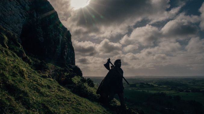 David Lowery's Excellent <i>The Green Knight</i> Knows the World Only Ever Ends for Us