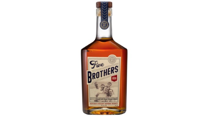 Heaven Hill Five Brothers Bourbon Whiskey Review