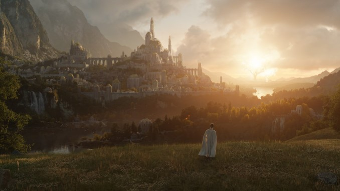 Finally, We Have a First Image From Amazon's <i>Lord of the Rings</i> Series