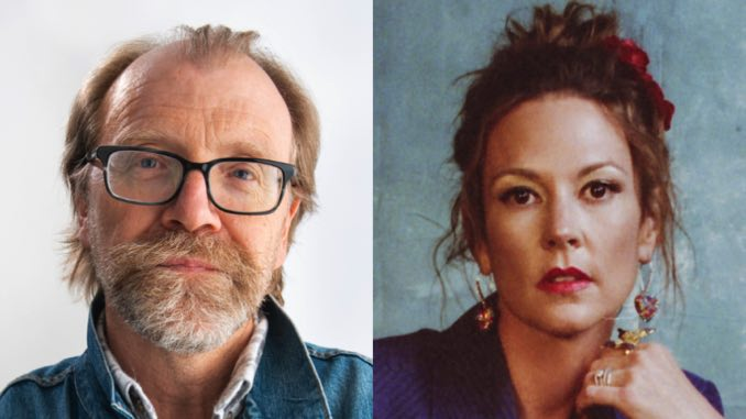 Exclusive Preview: <i>SongWriter</i> Season 3 Continues with George Saunders and Amanda Shires