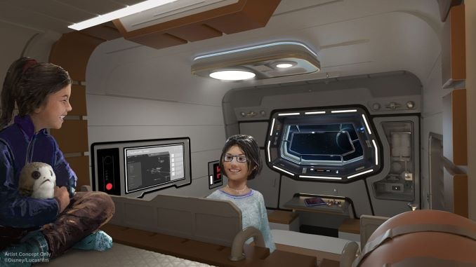 Disney's Star Wars: Galactic Starcruiser Hotel Will Cost Thousands of Dollars