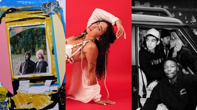 The 10 Albums We're Most Excited About in August