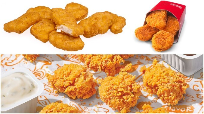 An Authoritative Ranking of Fast Food Chicken Nuggets