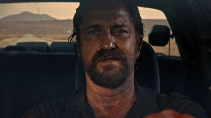 It's Gerard V. Grillo in First Trailer for Joe Carnahan's <i>Copshop</i>