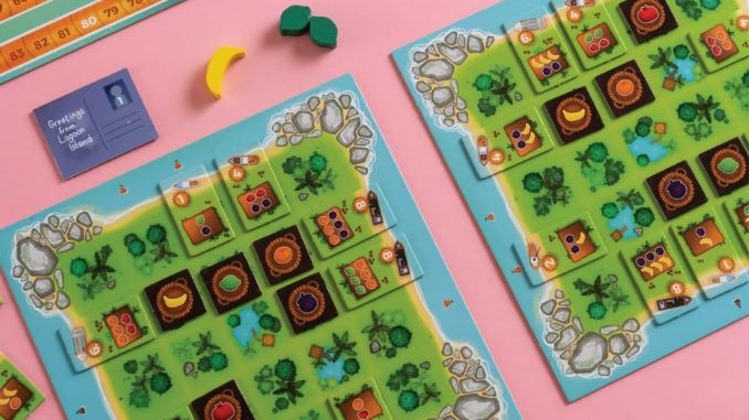 Slide into All Ages Board Game Fun with <i>Juicy Fruits</i>