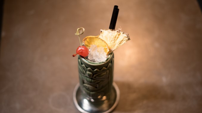 """5 """"Tiki"""" Drinks Made with Whiskey, Instead of Rum"""
