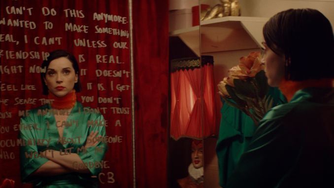 St. Vincent's Self-Referential Sundance Movie <i>The Nowhere Inn</i> Drops First Trailer