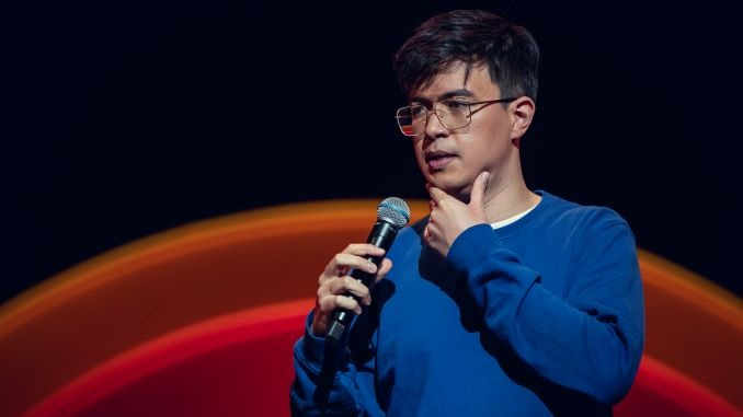 Phil Wang Is at Home in the Moment
