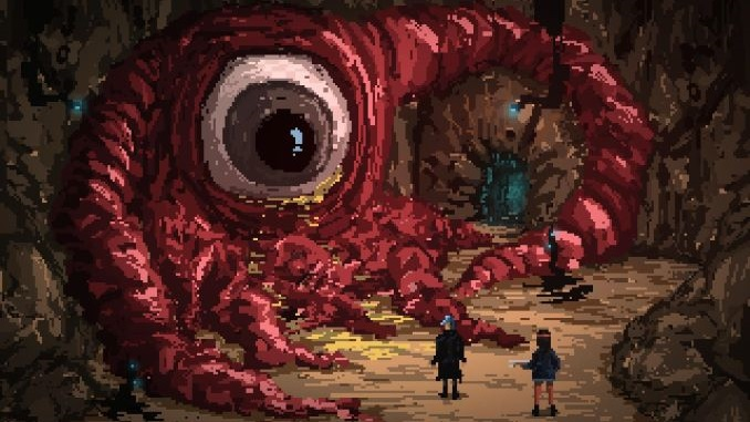 Despite a Retro Aesthetic, the New RPG <i>Death Trash</i> Feels Thrillingly Fresh