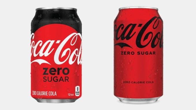 Tasting: New Coke Zero Sugar vs. Old Coke Zero