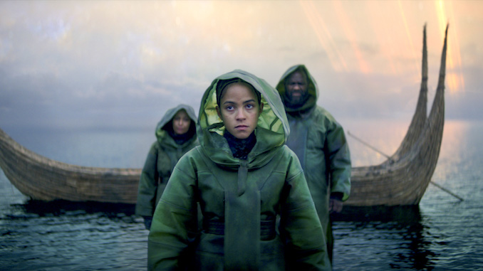 <i>Foundation</i>: Apple TV+'s Visually Stunning Sci-Fi Series Is Still Searching for the Right Formula