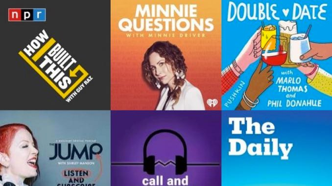Seven of the Best Interview Podcasts