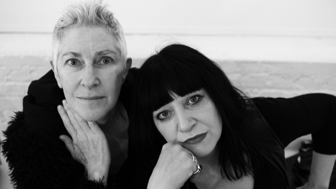 For Beth B and Lydia Lunch, <i>The War is Never Over</i>