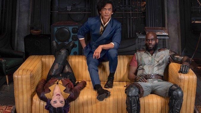 <i>Cowboy Bebop</i>: Netflix Sets Release Date, Unveils First Images of Live-Action Series