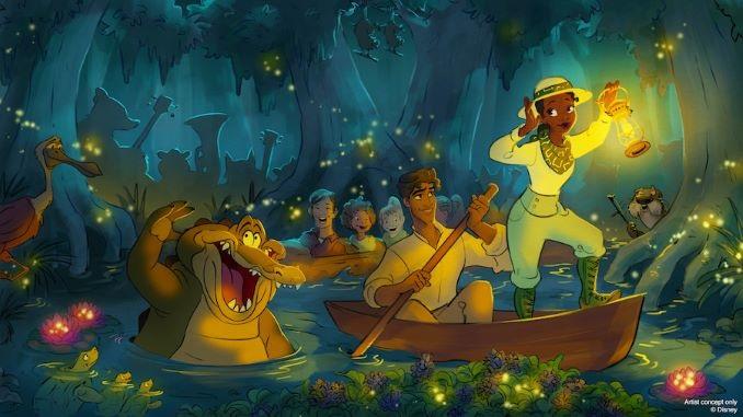 This Week in Theme Park News: Disney Genie+, Splash Mountain's Retheme, Tragedy at SeaWorld, and More