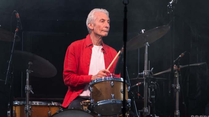 The Rolling Stones Drummer Charlie Watts Dead at 80