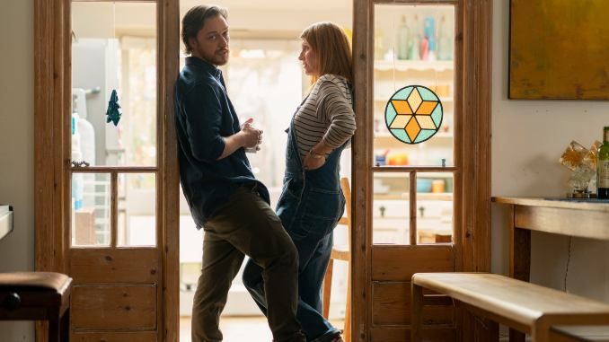 James McAvoy and Sharon Horgan's Performances Hold Their COVID Drama <i>Together</i>