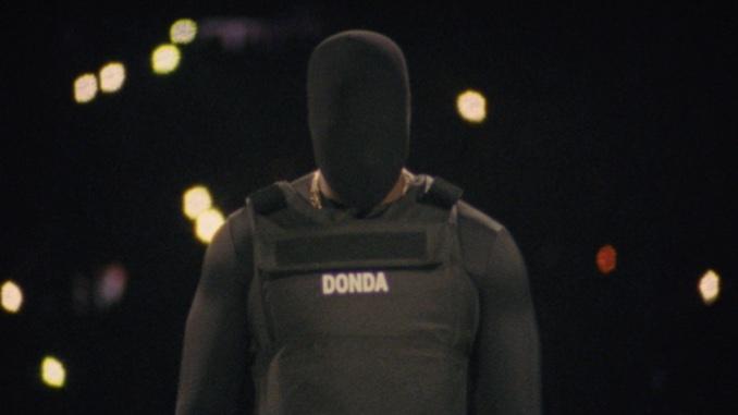 Kanye West's <i>Donda</i> Is Now Streaming