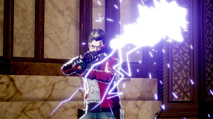 <i>No More Heroes 3</i> Gives In to Punk Rock's Stifling Love of Nostalgia