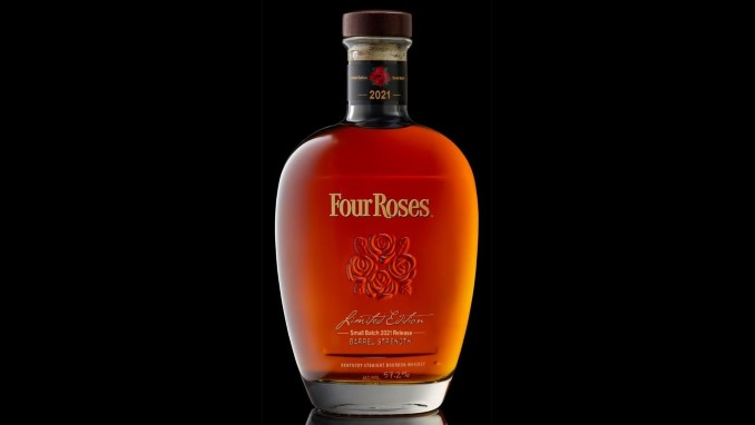 Four Roses Limited Edition Small Batch Bourbon (2021) Review