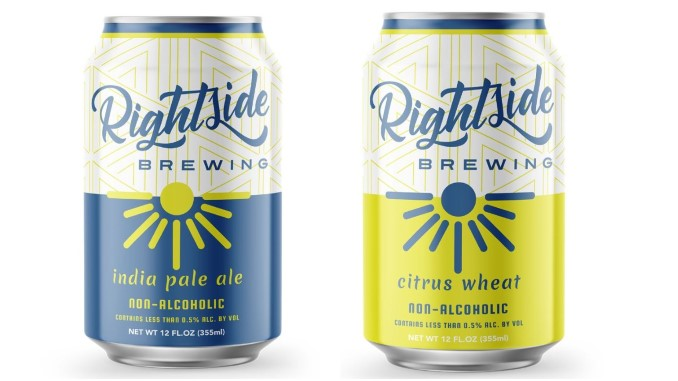 Tasting: 2 Non-Alcoholic Beers From Atlanta's Rightside Brewing