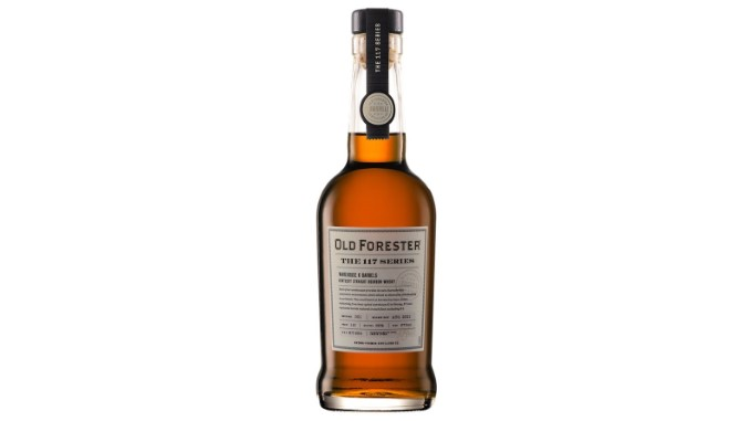 Old Forester 117 Series: Warehouse K Bourbon Review