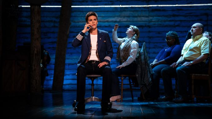 <i>Come From Away</i>'s Powerful Filmed Performance Commemorates 9/11, But Resonates Beyond