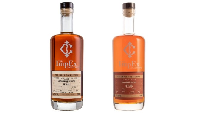 Tasting: 2 Aged Spirits from the ImpEx Collection (Scotch Whisky and Jamaican Rum)