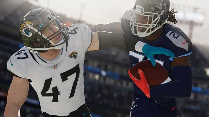 <i>Madden 22</i> Will Be Free to Play This Weekend