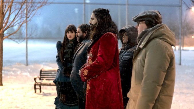 <i>What We Do in the Shadows</i>' Homage to <i>Twilight</i>'s Infamous Baseball Scene Is High Art