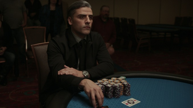 Oscar Isaac Shines in <i>The Card Counter</i>'s Lackluster Tale of Existential Loneliness