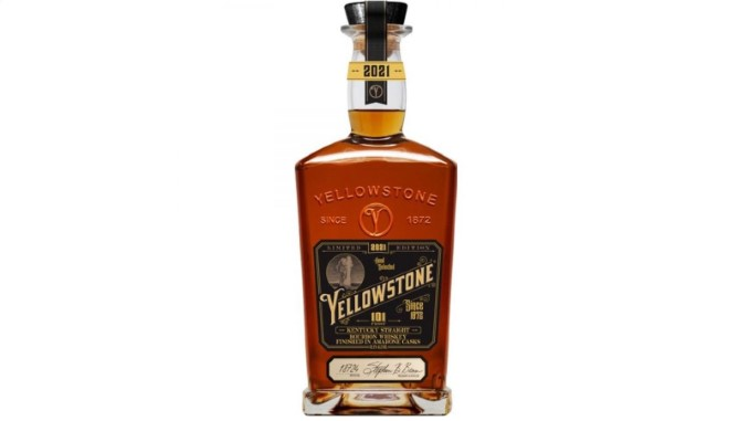 Yellowstone Limited Edition Bourbon (2021) Review