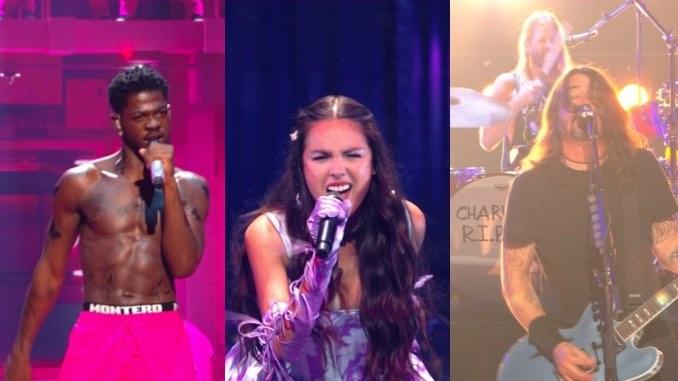 The 10 Best 2021 VMAs Performances