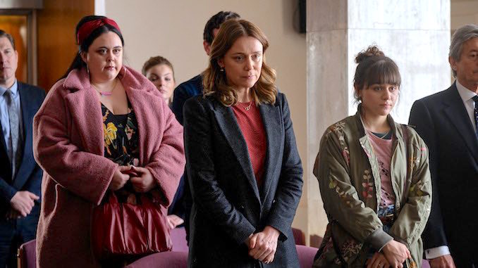 <i>Finding Alice</i>: Keeley Hawes Finds Dark Humor at the Edge of Loss on Acorn TV