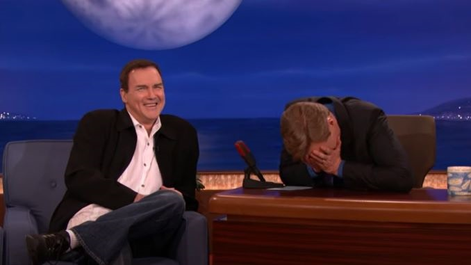 Letterman, Conan, and Other Late Night Hosts Remember Norm Macdonald