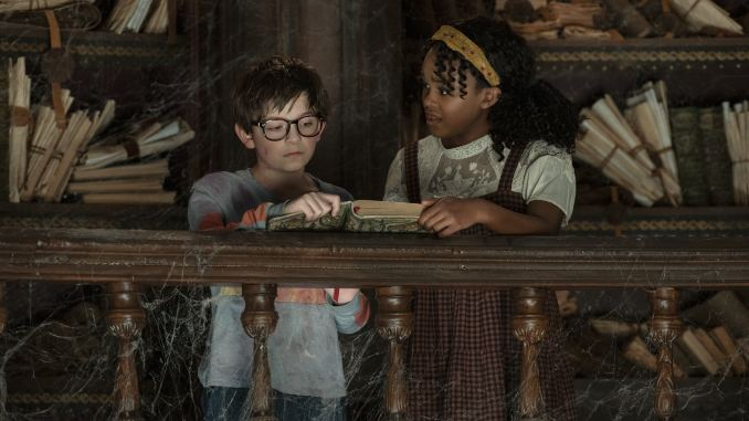 <i>Nightbooks</i> Is a Wickedly Entertaining Horror Flick for the Young and Young-at-Heart