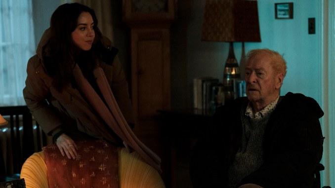 Aubrey Plaza and Michael Caine's <i>Best Sellers</i> Is Straight from the Bargain Bin