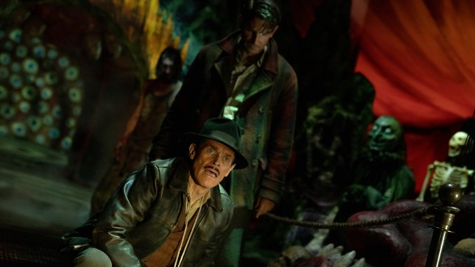 Take a Trip to <i>Nightmare Alley</i> with the New Guillermo del Toro Trailer