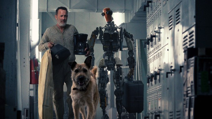 Tom Hanks, His Robot and His Dog Hit the Road in First Trailer for Apple's <i>Finch</i>