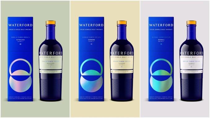 Tasting: 3 Irish Single Malt Whiskies from Waterford Whisky