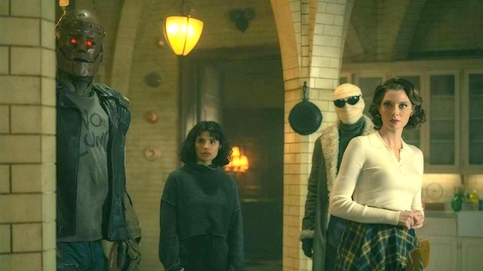 When It Comes to Keeping <i>Doom Patrol</i> Weird, Season 3 Delivers