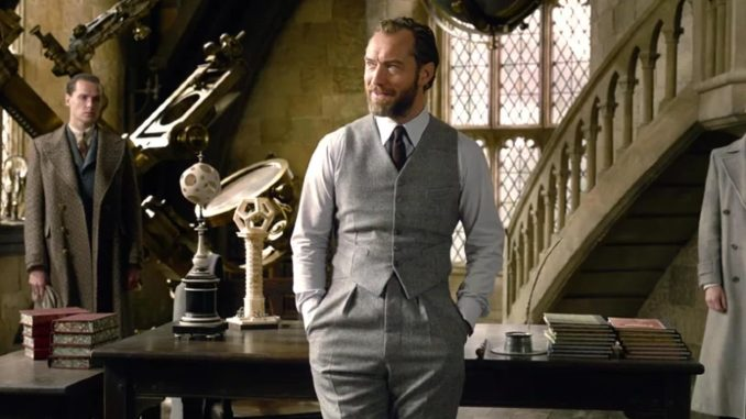 Discover <i>The Secrets of Dumbledore</i> with Yet Another <i>Fantastic Beasts</i> Movie