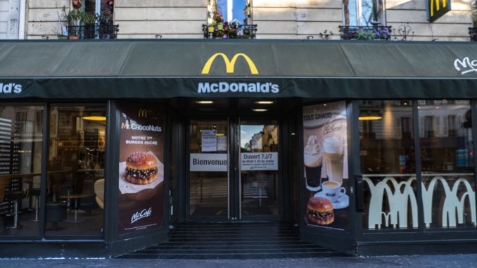 Le McDo: Is McDonald's Truly Better in France?