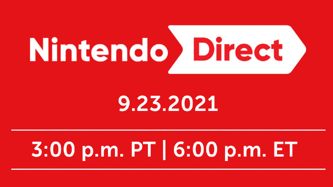 How to Watch Thursday's Nintendo Direct