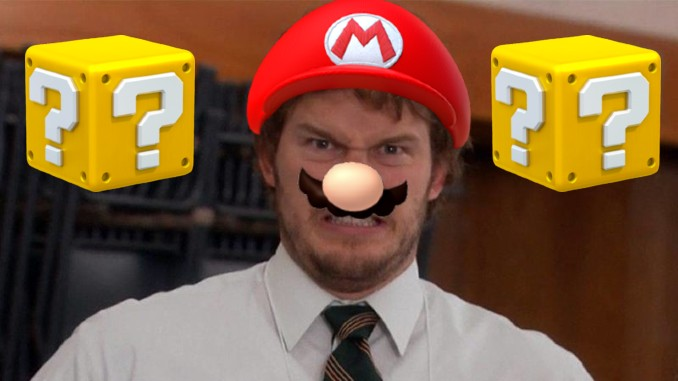 <i>Super Mario Bros.</i> is Returning to the Screen with Some Questionable Casting Choices