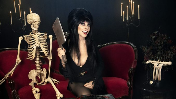 Elvira Makes a Triumphant Return in Her <i>Very Scary, Very Special Special</i>