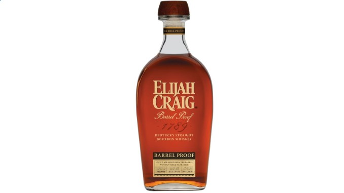 Elijah Craig Barrel Proof Bourbon (Batch C921) Review